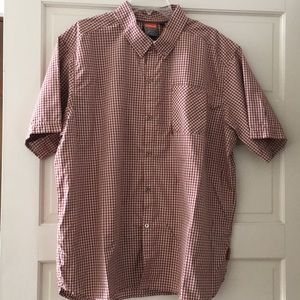 Merrell short sleeve shirt 😎